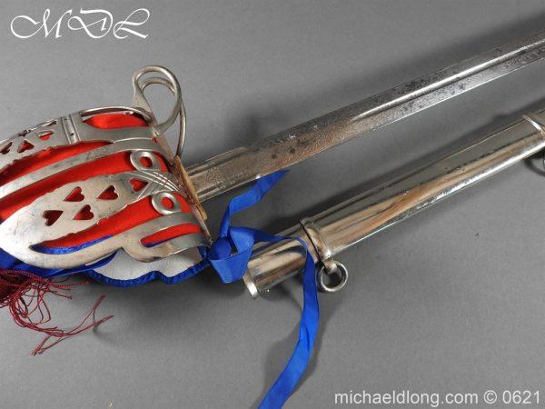 michaeldlong.com 19561 600x450 Gordon Highlanders Officer's Sword by Wilkinson Sword