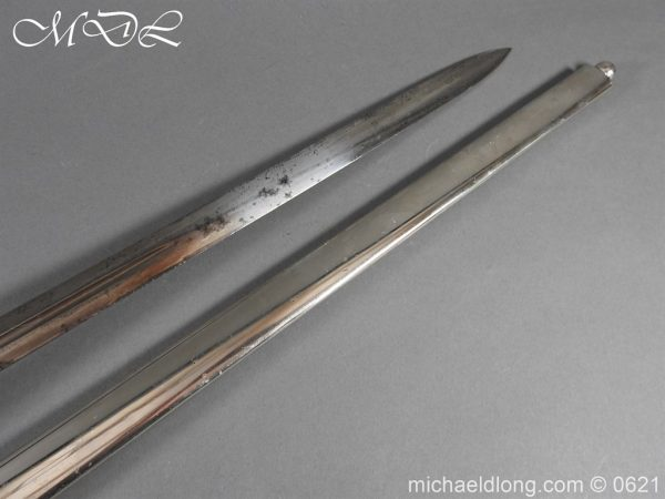 michaeldlong.com 19563 600x450 Gordon Highlanders Officer's Sword by Wilkinson Sword