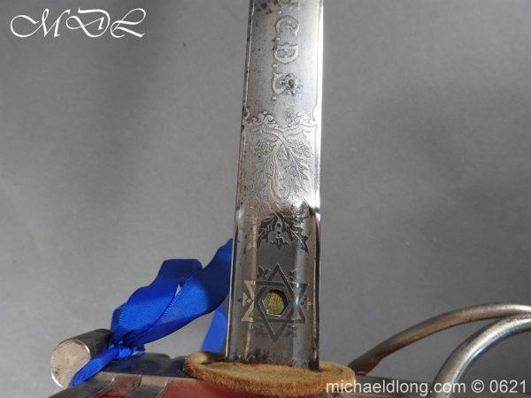 michaeldlong.com 19568 600x450 Gordon Highlanders Officer's Sword by Wilkinson Sword