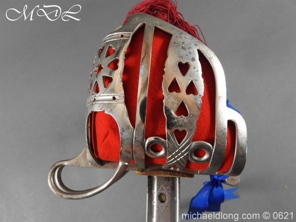 michaeldlong.com 19582 600x450 Gordon Highlanders Officer's Sword by Wilkinson Sword