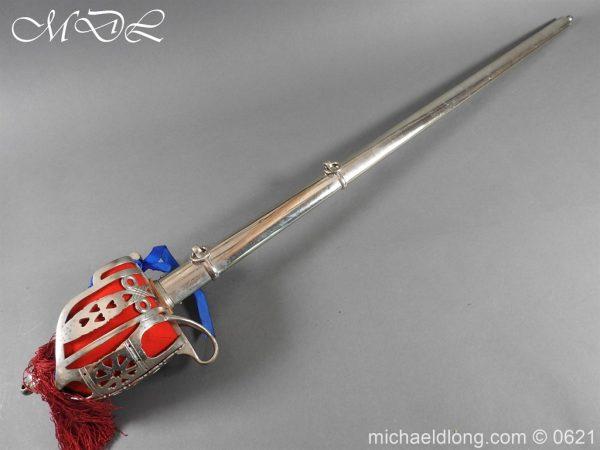 michaeldlong.com 19585 600x450 Gordon Highlanders Officer's Sword by Wilkinson Sword