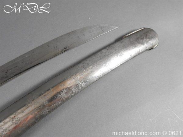 michaeldlong.com 19593 600x450 Georgian Blue & Gilt 1796 Officer's Sword