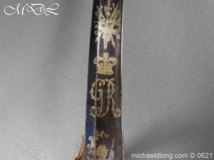 michaeldlong.com 19603 300x225 Georgian Blue & Gilt 1796 Officer's Sword