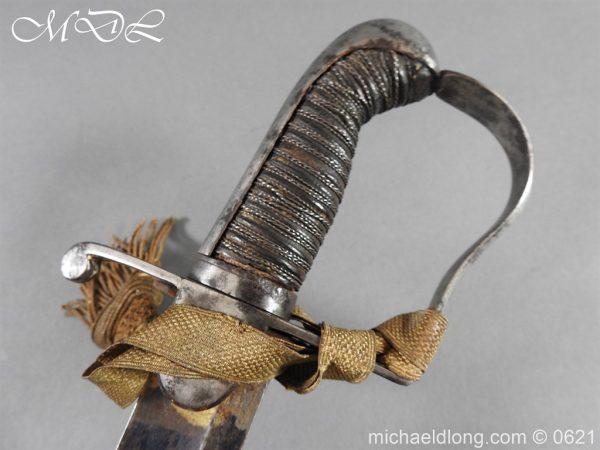 michaeldlong.com 19607 600x450 Georgian Blue & Gilt 1796 Officer's Sword