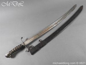 15th Light Dragoons Officer's Sword
