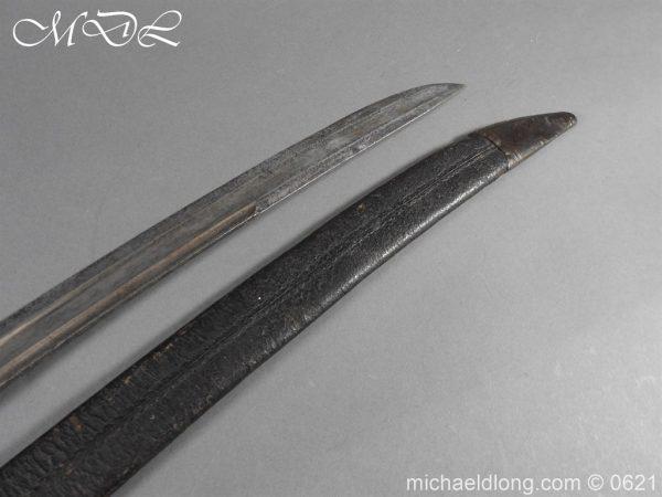 michaeldlong.com 19619 600x450 15th Light Dragoons Officer's Sword