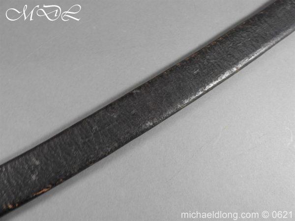 michaeldlong.com 19624 600x450 15th Light Dragoons Officer's Sword