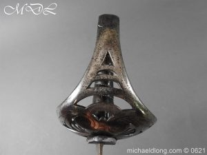 michaeldlong.com 19661 300x225 Heavy Cavalry British Officer's 1796 Undress Sword