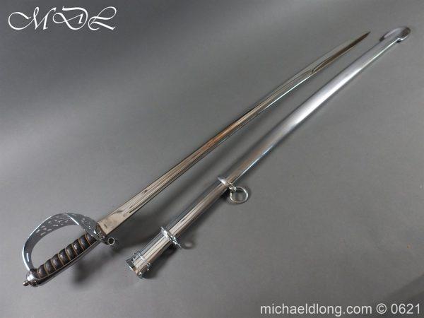 michaeldlong.com 19679 600x450 British Troopers Household Cavalry Sword