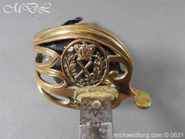 michaeldlong.com 19725 600x450 Victorian British General Officer's Sword