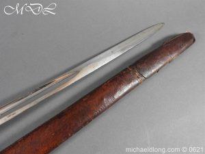 michaeldlong.com 19736 300x225 Hampshire Carabineers Officer's Sword by Wilkinson