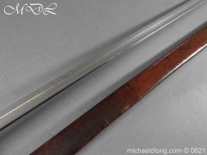 michaeldlong.com 19739 300x225 Hampshire Carabineers Officer's Sword by Wilkinson