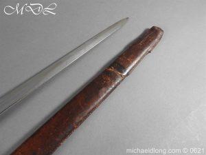 michaeldlong.com 19740 300x225 Hampshire Carabineers Officer's Sword by Wilkinson
