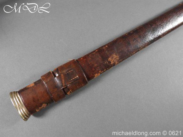 michaeldlong.com 19741 600x450 Hampshire Carabineers Officer's Sword by Wilkinson