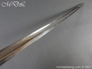 michaeldlong.com 19744 300x225 Hampshire Carabineers Officer's Sword by Wilkinson