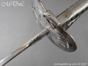 michaeldlong.com 19757 300x225 Hampshire Carabineers Officer's Sword by Wilkinson