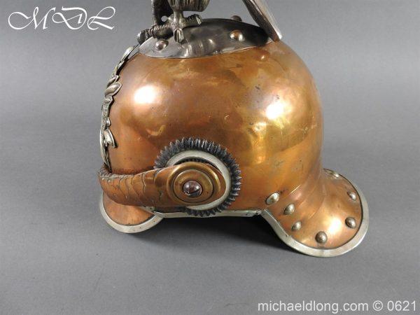 michaeldlong.com 19781 600x450 Prussian Garde Du Corps Other Ranks Helmet