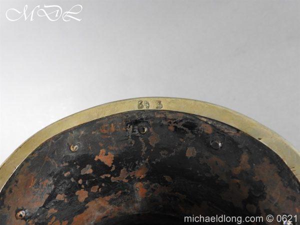 michaeldlong.com 19792 600x450 Prussian Garde Du Corps Other Ranks Helmet