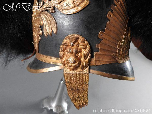 michaeldlong.com 20165 600x450 Inniskilling 1817 Dragoons Helmet