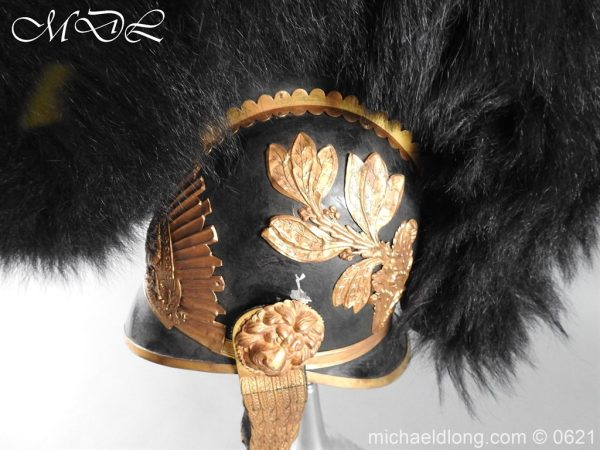 michaeldlong.com 20167 600x450 Inniskilling 1817 Dragoons Helmet