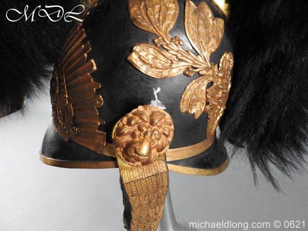 michaeldlong.com 20168 600x450 Inniskilling 1817 Dragoons Helmet