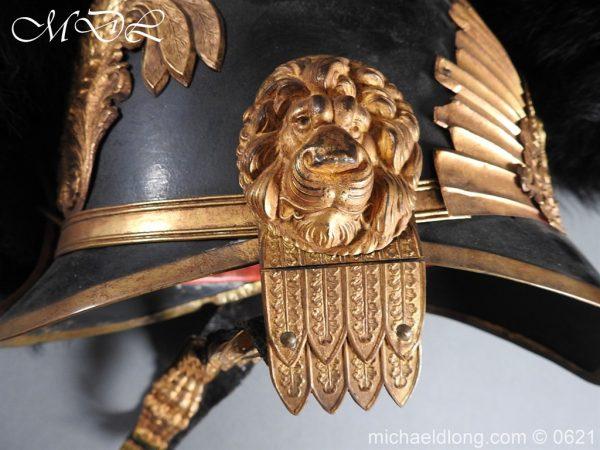 michaeldlong.com 20170 600x450 Inniskilling 1817 Dragoons Helmet