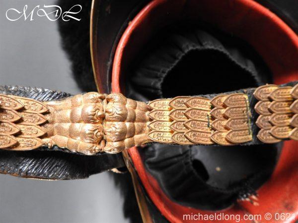 michaeldlong.com 20172 600x450 Inniskilling 1817 Dragoons Helmet