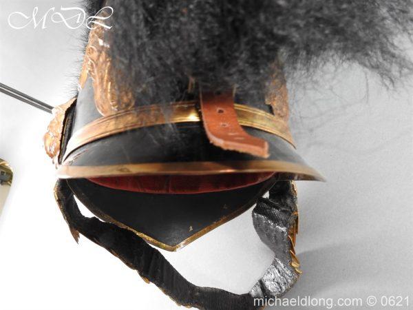 michaeldlong.com 20176 600x450 Inniskilling 1817 Dragoons Helmet