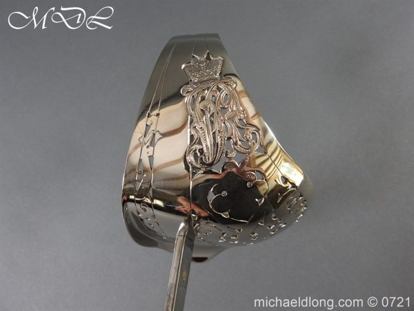michaeldlong.com 20285 600x450 Victorian Infantry 1897 Officer's Sword