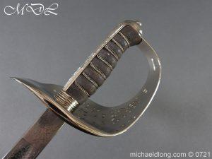 michaeldlong.com 20288 300x225 Victorian Infantry 1897 Officer's Sword