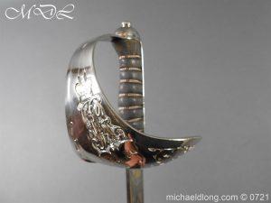 michaeldlong.com 20291 300x225 Victorian Infantry 1897 Officer's Sword