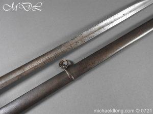 michaeldlong.com 20521 300x225 18th Hussars 1821 Officer's Sword by Wilkinson