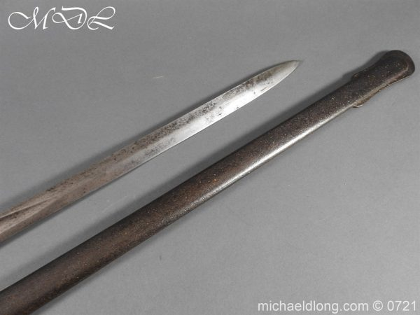 michaeldlong.com 20522 600x450 18th Hussars 1821 Officer's Sword by Wilkinson