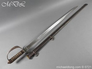 michaeldlong.com 20523 300x225 18th Hussars 1821 Officer's Sword by Wilkinson