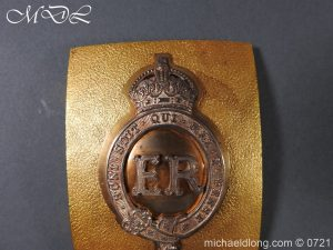 michaeldlong.com 20552 300x225 Royal Horse Guards Shoulder Belt Plate