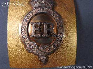 michaeldlong.com 20553 300x225 Royal Horse Guards Shoulder Belt Plate