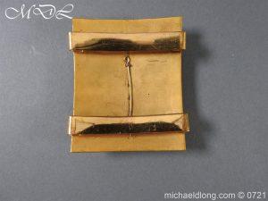 michaeldlong.com 20554 300x225 Royal Horse Guards Shoulder Belt Plate