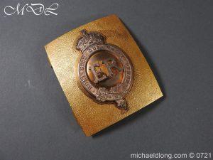michaeldlong.com 20557 300x225 Royal Horse Guards Shoulder Belt Plate