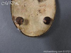 michaeldlong.com 20562 300x225 Craven Legion Yeomanry Cavalry Officer's Belt Plate
