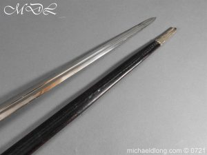 michaeldlong.com 20572 300x225 Silver Mounted 1796 Infantry Officer's Sword