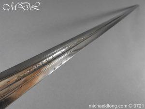 michaeldlong.com 20584 300x225 Silver Mounted 1796 Infantry Officer's Sword