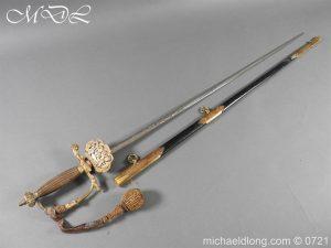 Marshal of London Victorian Sword