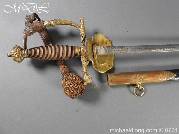 michaeldlong.com 20656 600x450 Marshal of London Victorian Sword