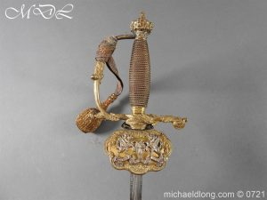 michaeldlong.com 20672 300x225 Marshal of London Victorian Sword