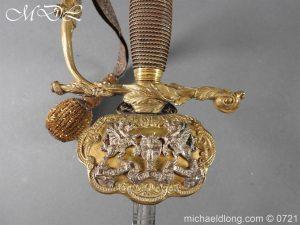 michaeldlong.com 20673 300x225 Marshal of London Victorian Sword