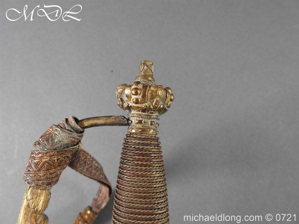 michaeldlong.com 20674 600x450 Marshal of London Victorian Sword