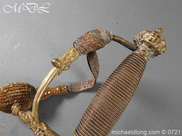 michaeldlong.com 20675 600x450 Marshal of London Victorian Sword