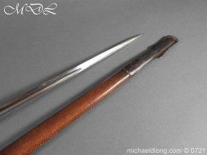 michaeldlong.com 20688 300x225 10th Hussars 1912 Officer's Sword by Wilkinson