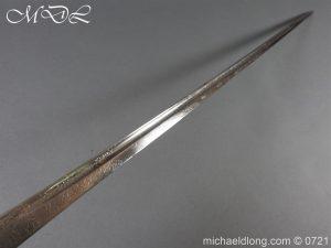 michaeldlong.com 20692 300x225 10th Hussars 1912 Officer's Sword by Wilkinson