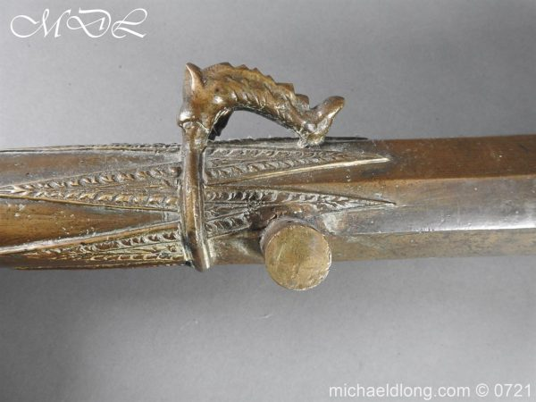 michaeldlong.com 20844 600x450 Bronze Lantaka Swivel Gun or Cannon